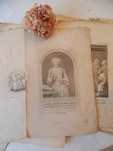 Antika Bokblad