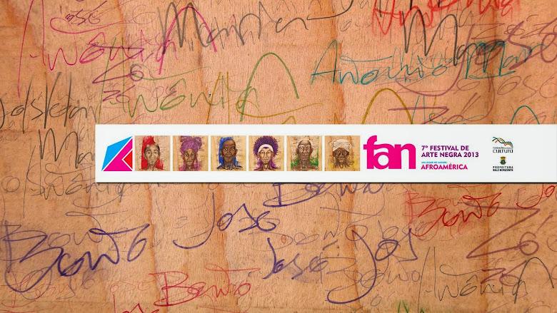 FAN - Festival Arte Negra 2013