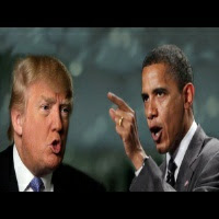 Obama campaigned hard but lost to me- Trump