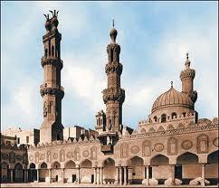 Masjid Azhar Cairo