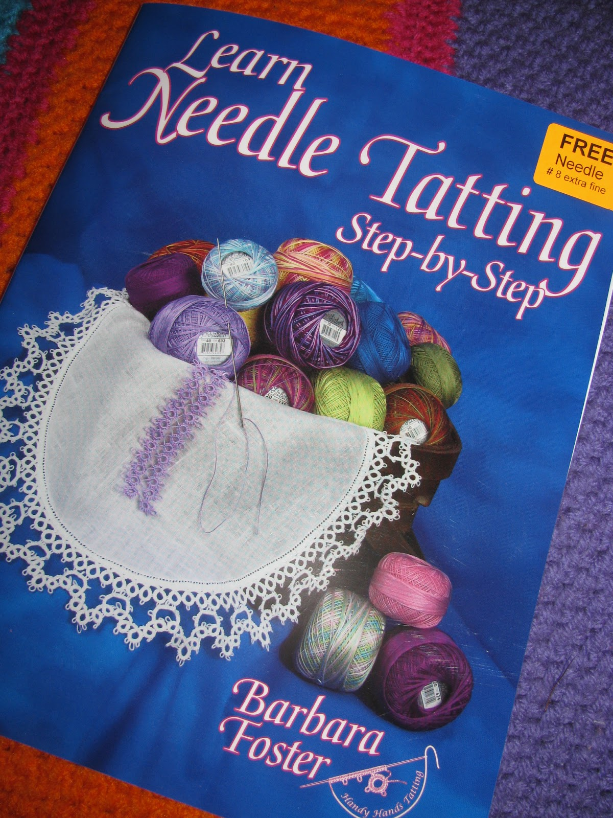 Learn Needle Tatting - instructables.com