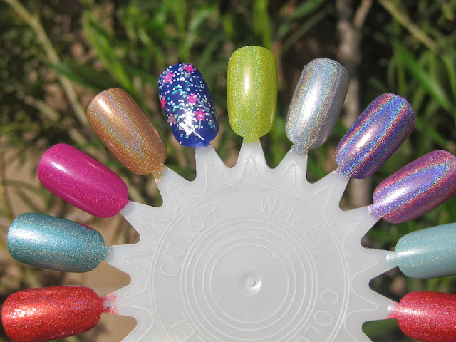 NailNation 3000 indie nail polish