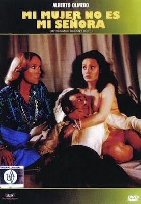 Mi mujer no es mi señora (1978) Español Latino DvdRip