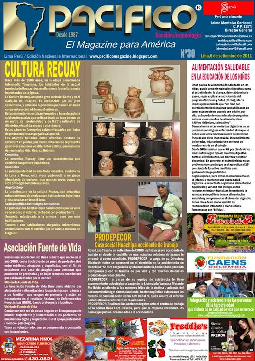 Revista Pacífico Nº 30 Arqueología