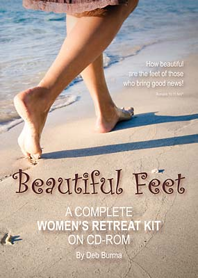 Beautiful Feet Retreat Kit