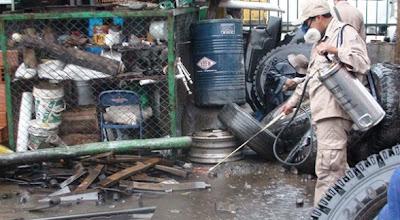 Alerta en Tarija por cuatro casos de dengue