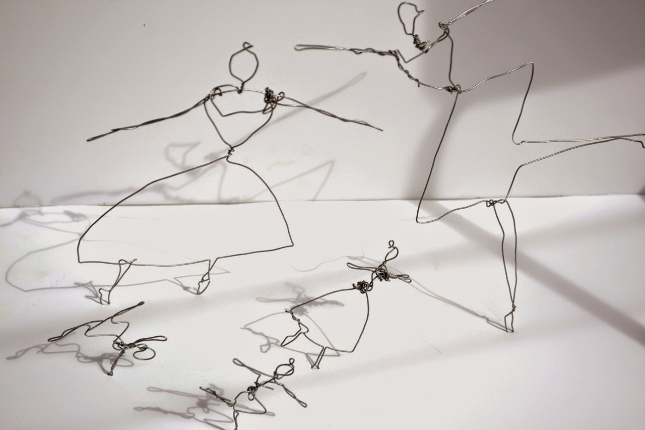Line Art Figures : Iar studio georgina oakley week ballet figures future