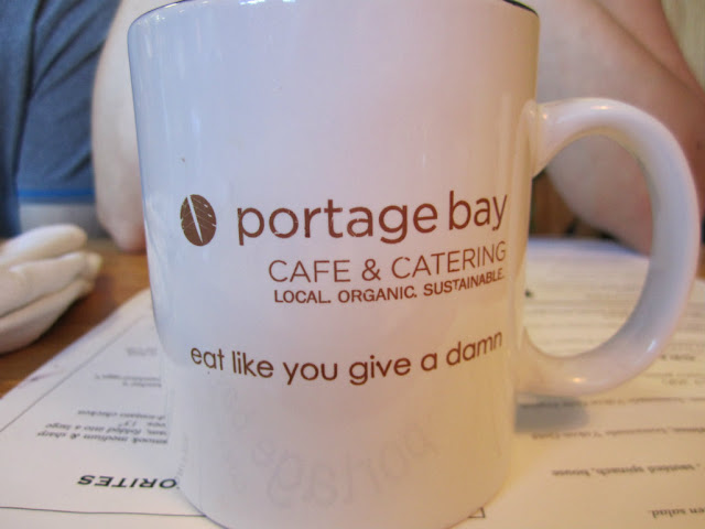 Portage Bay Cafe Menu