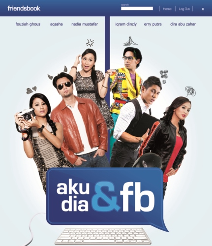 Aku Dia & FB (2015) TV9 - Full Telemovie