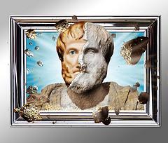 Aristoteles - por Kathleen Linke