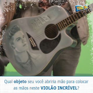 Concurso Cultural Tele Sena no Facebook