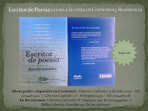 Escritor de Poesía by Marcelo González