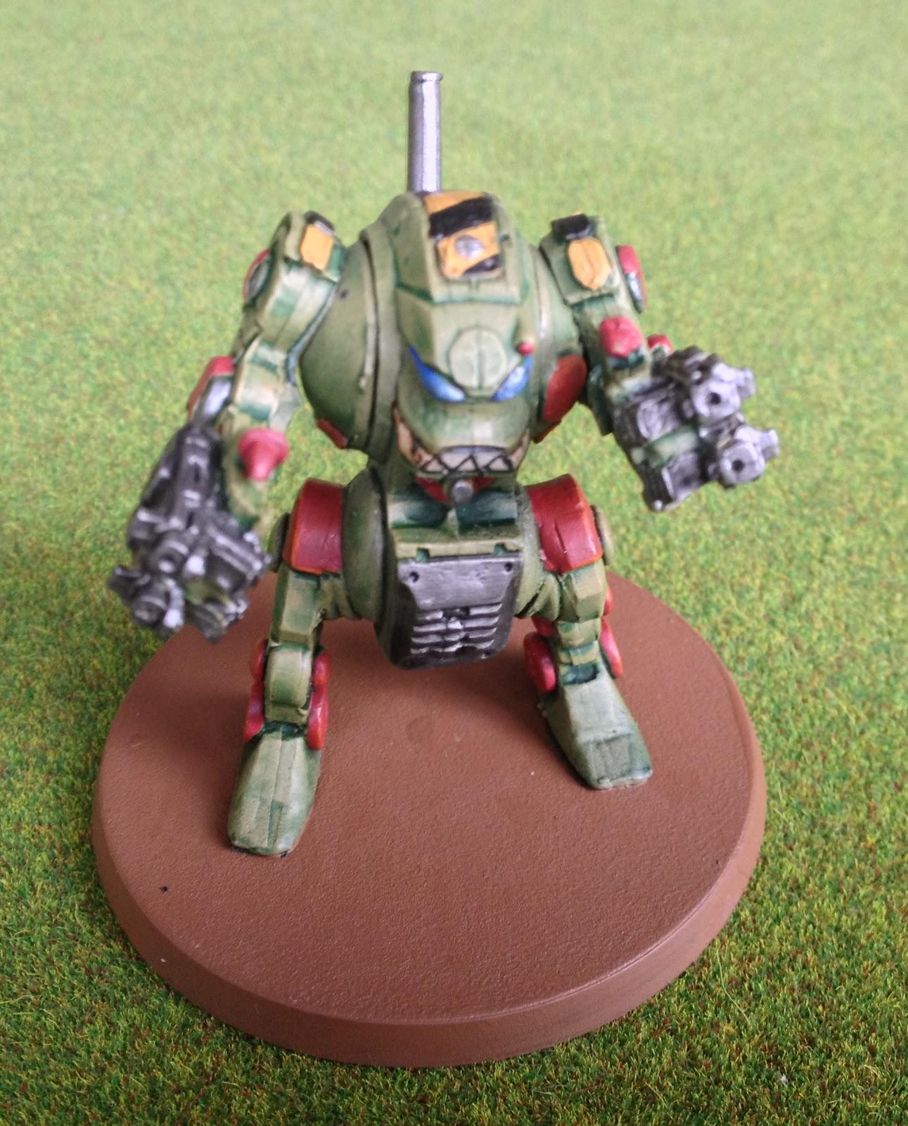 Hand of Junk: RT7: Rogue Trader Salamanders Dreadnought