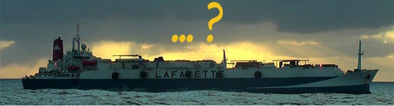 Caso buque Lafayette