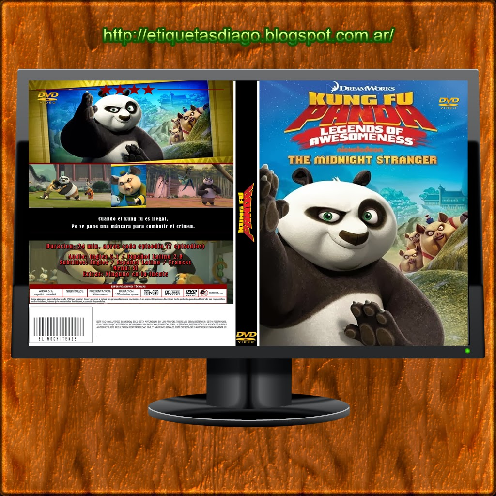 Kung Fu Panda: Legends of Awesomeness - The Scorpion Sting