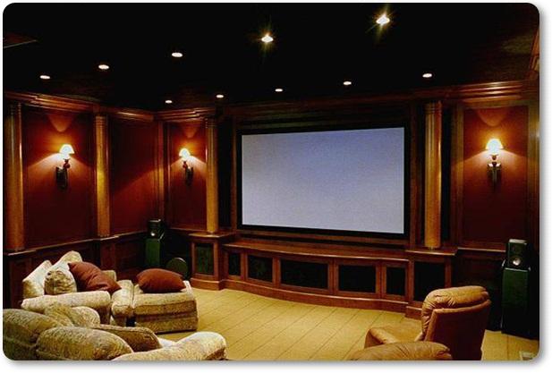 Decore: Espaço Para o Seu Home Theater