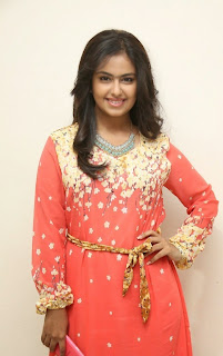 Actress Avika Gor Latest Picture Gallery at Lakshmi Raave Maa Intiki Trailor Launch 79