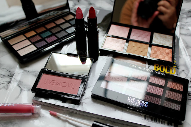 Live Love London Make-up Review