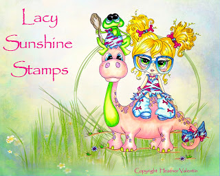 Top 3 Winner Lacy Sunshine Color Your World Challenge