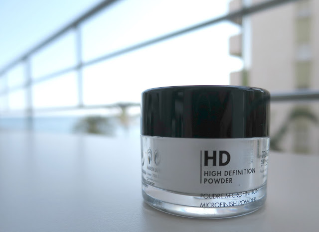 Marbella Spain Sephora Haul Make Up Forever Mini Miniature High Definition HD Transluscent Powder