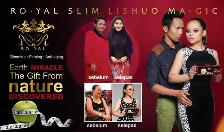 Royal Slim Lishuo Magic, harga royal slim murah