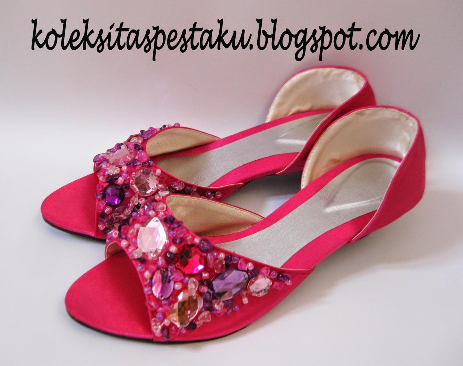 Sepatu Pink Fanta Model Terbaru