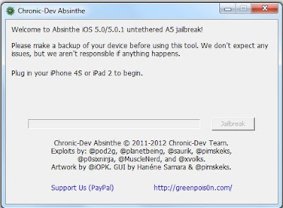 Jailbreak for iPhone 4S and iPad 2 released