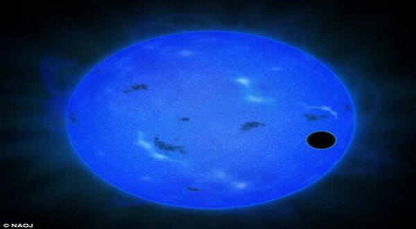Planet GJ 1214b Memiliki Kandungan Air