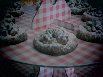 falsa pastiera napoletana (e biscottini alle noci)