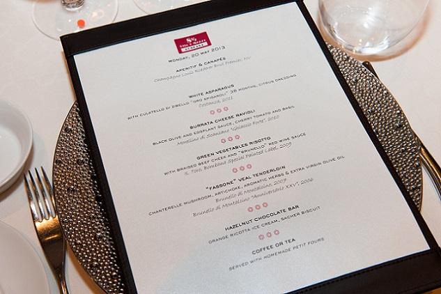 "mylifestylenews: ""Food meets Art"" @ 8½ Otto e Mezzo BOMBANA"