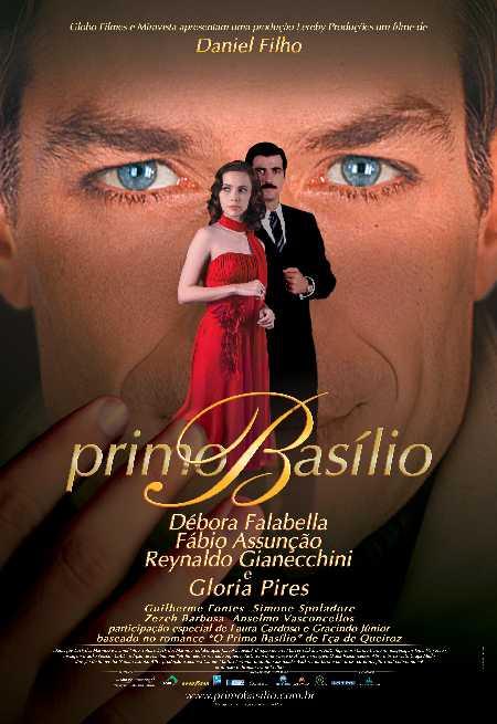 Filme Primo Basílio Nacional AVI DVDRip
