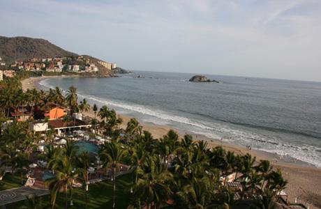 Ixtapa Zihuatanejo, Guerrero, playa