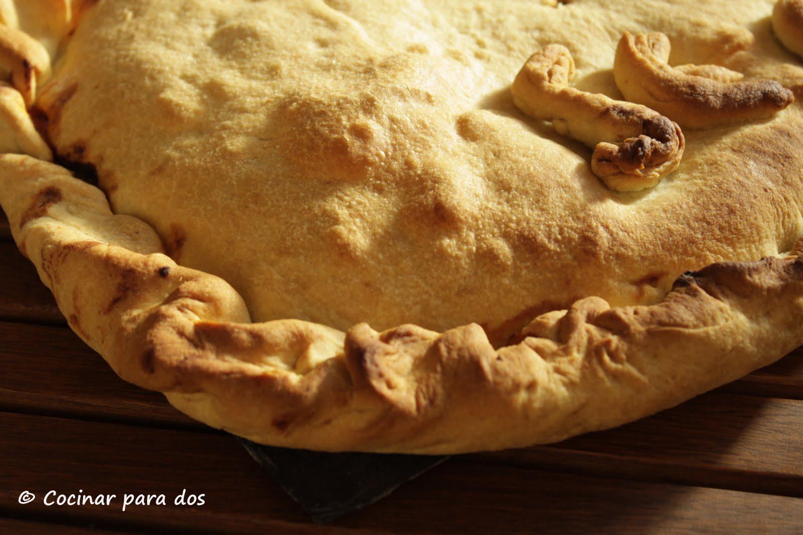 Empanada de berberechos cocinar para 2 - Como cocinar berberechos ...