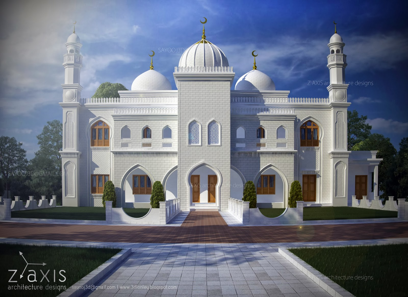 Masjid Designs Joy Studio Design Gallery Best