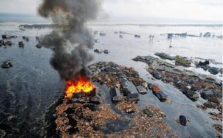 Terremoto en Japon 8.9 Richter