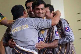 Pakistan Players Salaries