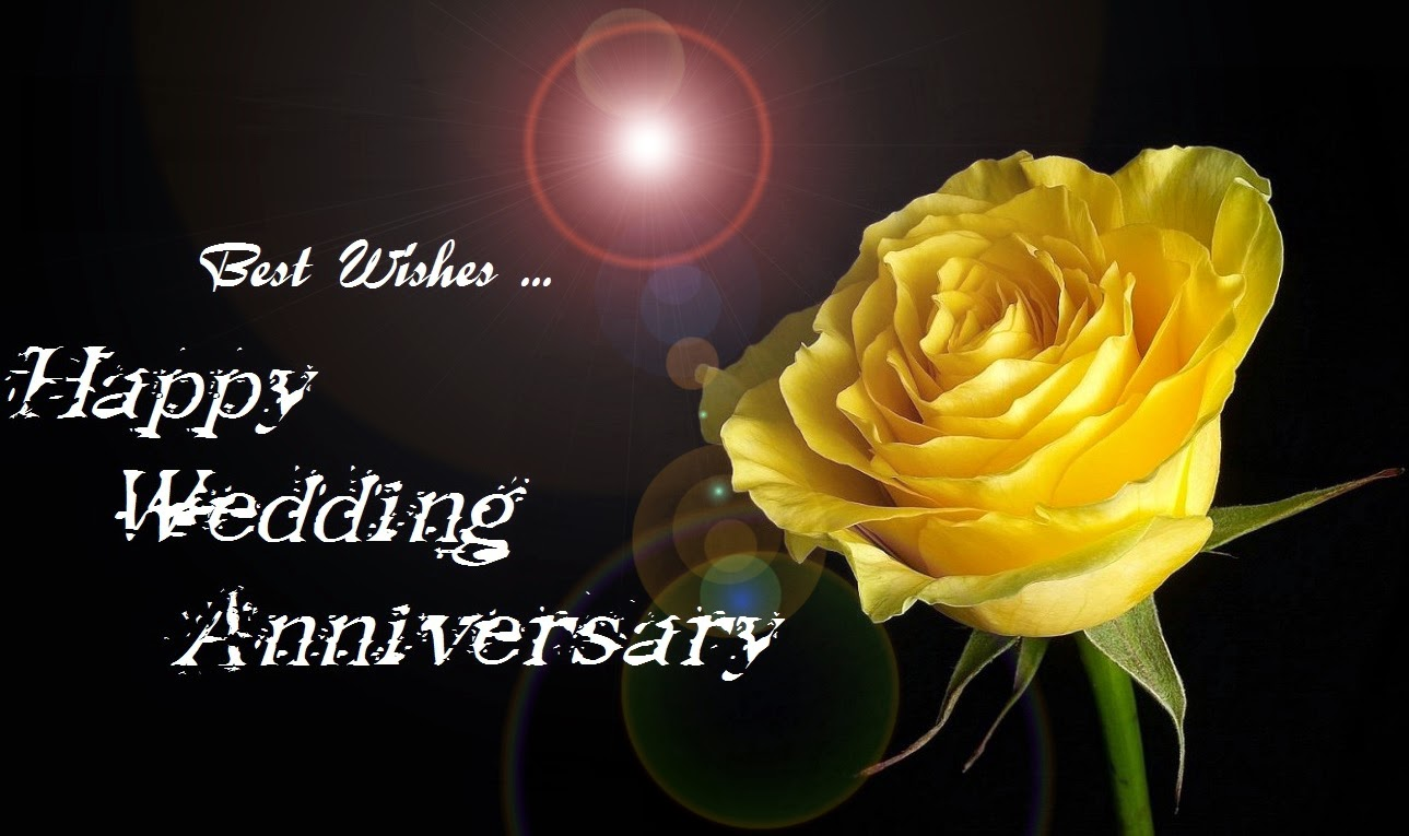Happy Wedding Anniversary HD ECards