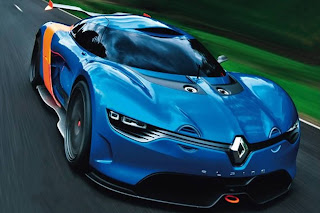 Renault Tuning Concept
