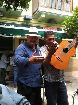 Thornton y Miguel el gitano