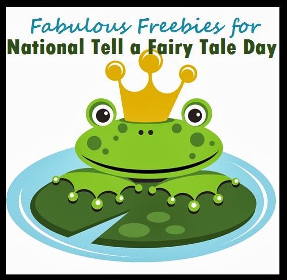 One Less Headache: Fabulous Freebies: National Tell A