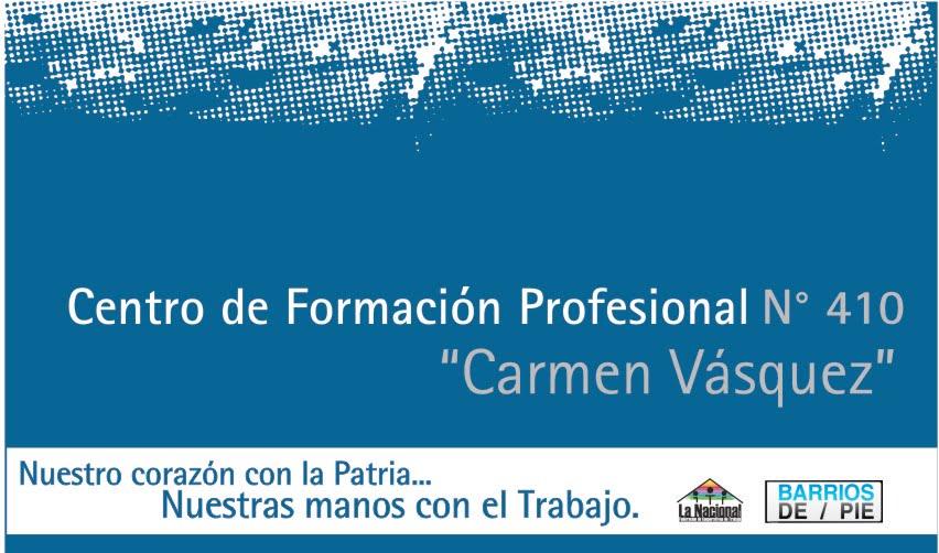 Centro de Formacion Profesional 410