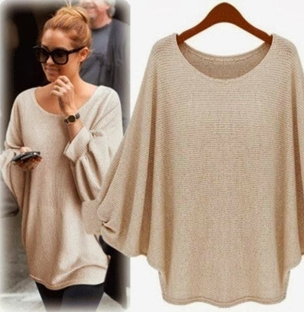 Gorgeous Lauren Conrad Nude Poncho Sweater