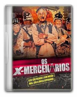 Os X Mercenários   DVDRip AVI + RMVB Legendado
