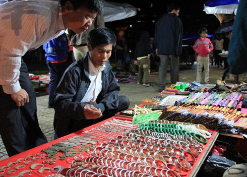 Sa Pa Love market in Lao Cai