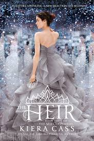 Reseña: The Heir - Kiera Cass