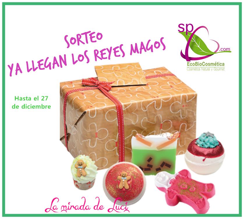 Sorteo YA LLEGAN LOS REYES MAGOS con Spcorazon.com