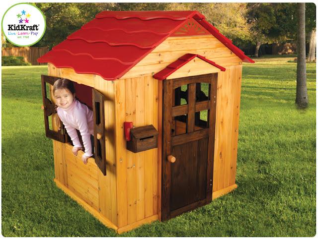 Kidkraft Toys Furniture Outdoor Playhouse