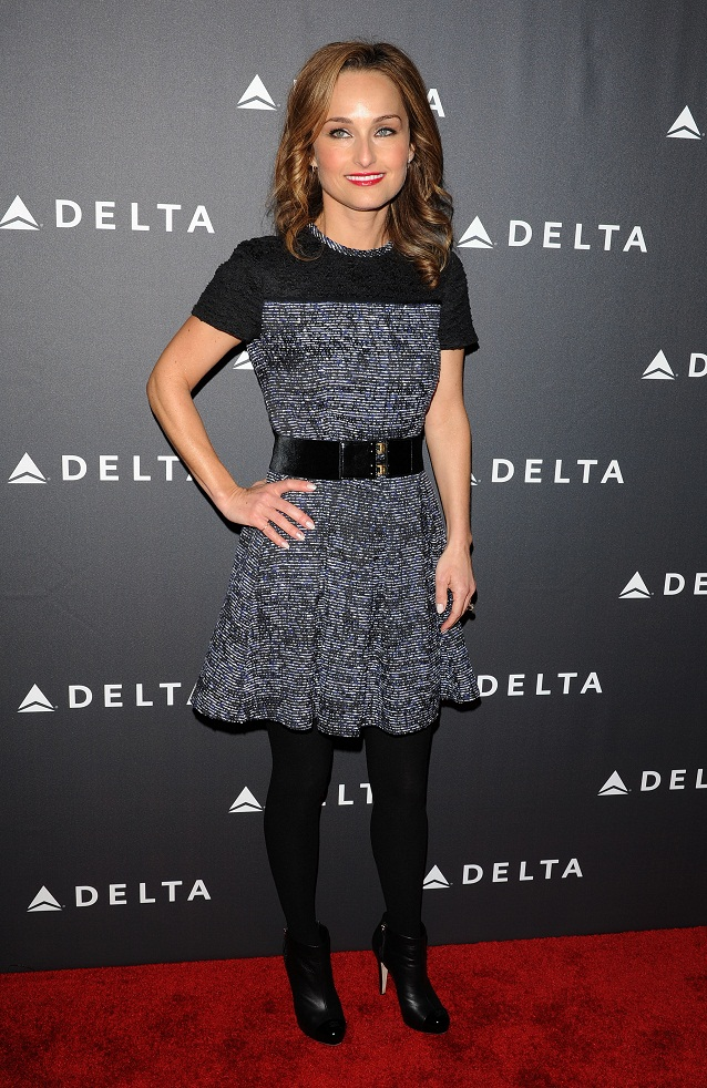 Giada De Laurentiis - Delta Airlines GRAMMY Week LA Reception (Feb. 7) 2013