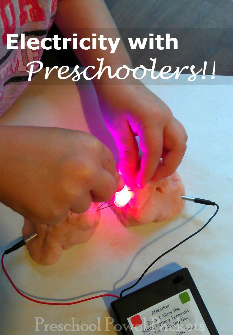 Electricity With Preschoolers Squishy Circuits Science Experiment Fun And Easy To Build Buzzer Circuit It Seemed Like A Perfect Subject For Some Experiments After Little Research I Discovered They Make The