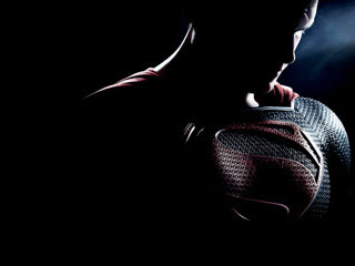 Wallpaper Superman untuk BlackBerry